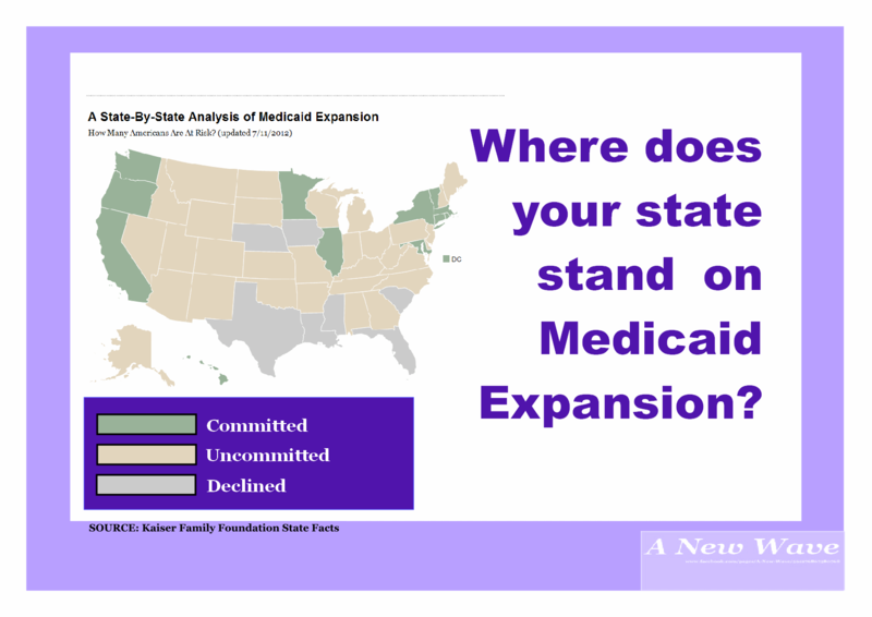 Medicaid Expansion: Where States Stand