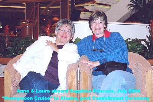 A&L in Grand Atrium aboard Sapphire Princess