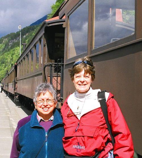 Skagway_White Pass & Yukon train trip